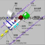 Os chineses vendem a máquina de empacotamento horizontal automática do petisco do descanso da embalagem