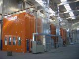 Cabine de pulverizador da pintura da indústria para a cabine do caminhão ou do barramento