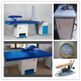 熱い販売の高品質の洗濯装置のグループの蒸気鉄の蒸気発電機アイロンをかける表(XTT)
