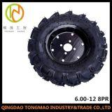 5.00-12 O trator agricultural monta pneus o pneumático do Wheelbarrow da exploração agrícola