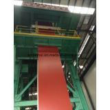 カラーによって塗られる電流を通された鉄の屋根シート