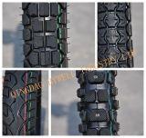 Qualitäts-Motorrad-Gummireifen mit verschiedenen Mustern (275-18, 250-17)