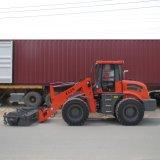 Инструменты метельщика на затяжелителе Zl20 колеса