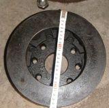 Pièces de rechange pour des turbines de roue de souffle - moyeu de roue
