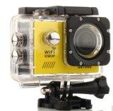 Sj7000 WiFi Vorgangs-Sport-Kamera volles HD 1080P 2.0 LCD-170 Grad-Objektiv-Unterwasser30m wasserdichte Kamera gehen art PRO