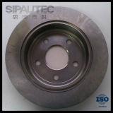 Ferro dianteiro rotor MB928897 do freio de disco de 314 milímetros para Mitsubishi
