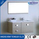 Просто установленная стеной тщета ванной комнаты меламина самомоднейшая китайская