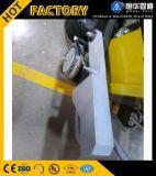 Fabricante concreto da máquina de moedura do assoalho da resina Epoxy