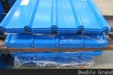 O MERGULHO quente Prepainted a chapa de aço ondulada galvanizada