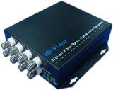conversor do vídeo da fibra óptica de 8CH 720p 960p 1080P Cvi/Tvi/Ahd