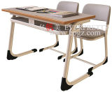 School Furniture Double Desk Chair 새로운과 Mordern