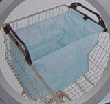 손수레 쇼핑 백 손수레 구매자
