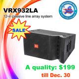 Passive DJ fehlerfreies Geräten-Minizeile Reihen-Systems-Lautsprecher des China-Lieferanten-Vrx932la 12in