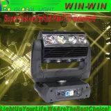 indicatore luminoso del rullo 4in1 RGBW LED di 16PCS 25W 360