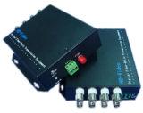 8CH 720p 960p 1080P Cvi/Tvi/Ahdの光ファイバビデオコンバーター