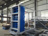 Sistema manual Malasia del panel del muro de cemento de Hfp546m Lighweight