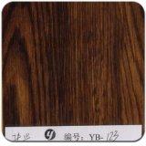 Пленка Wtp картины желтого цвета ширины Yingcai 1m прямая деревянная