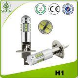 Luz de niebla del CREE LED del poder más elevado H3 80W