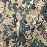 Korenの軍隊の森林カムフラージュファブリックはJung-Kiの歌と同じ設計する