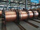 Câble électrique à haute tension de gaine de PVC pour l'acier inoxydable