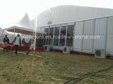 500 tende foranee di vetro della Nigeria della tenda di cerimonia nuziale lussuosa della gente
