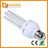 Luz de bulbo ahorro de energía de alta potencia del maíz LED del grado 12W E27 LED de la dimensión de una variable de U 360