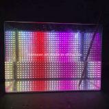 DC5V 유연한 RGB Ws2812b 발광 다이오드 표시 스크린