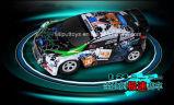 1: 24 mini coches de alta velocidad de la escala R/C