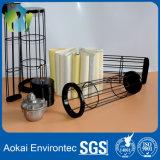 De Kooi van de Zak van de Filter van de goede Kwaliteit met Venturibuis voor de Collector van het Stof van de Lucht