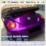 거품 변화 색깔을%s 자유로운 Velve PVC 바디 스티커 차