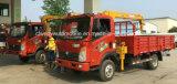 Prijs van de Kraan van 6 Wielen van Sinotruk de Kleine Vrachtwagen Opgezette