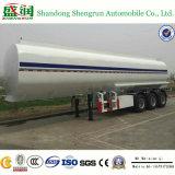 réservoir d'acier inoxydable de réservoir de /Water de semi-remorque de camion-citerne de l'essence 30-60m3