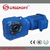 Velocidade helicoidal Reductor do motor da engrenagem de R67 R77 R87 R97 R107