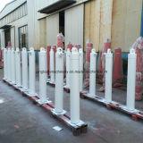 Cylindre hydraulique télescopique à plusieurs étages avec le bon prix