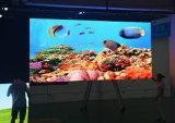 Alquiler a todo color de interior de P3 P4 P5 P6 SMD que cuelga la visualización de LED