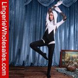 Costume de Cosplay de fille d'araignée de fileur de Web de robe d'usager de Veille de la toussaint des femmes