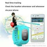 Vigilanza dell'inseguitore di GPS dei capretti con la funzione chiamante di SOS per i bambini (Y2)