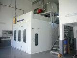 Matériel automatique de maintenance de cabine de peinture de jet de norme européenne