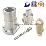 Peças de alumínio de giro do OEM/peça de giro para fazer à máquina da precisão