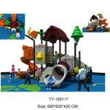 Серия пирата скольжения игры детей ягнится красивейшая напольная спортивная площадка (TY-F06801)
