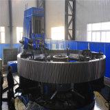 Engranaje de la circunferencia del diámetro el 15m para el horno rotatorio y el molino de bola