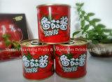 198g 28%-30% 통조림으로 만들어진 토마토 페이스트