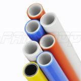 Sobreposição de tubos PE-Al-PE para água fria e aquecimento