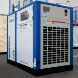 Lärmarmes Geschäfts-geschlossener Schrank Pmsm VSD Schrauben-Luftverdichter