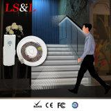 Nécessaire infrarouge humain de bande de lumière de garde-robe de lumière de bâti du détecteur DEL