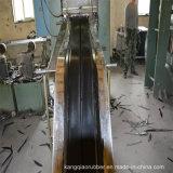 Parada de goma del agua del borde de acero