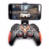 Le contrôleur meilleur marché et de qualité de Saitake Bluetooth de jeu pour la TV sèche androïde
