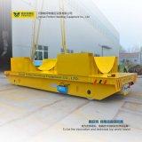 25 Tonnen-Ring-Transport-Laufkatze-elektrisches gebogenes Schienen-Auto