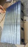 Пластичное лезвие точильщика шредера дробилки для типа 400 600 800 1000 1200