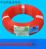 Пожар изоляции тефлона UL1332 анти- & огнезамедлительная кабельная проводка